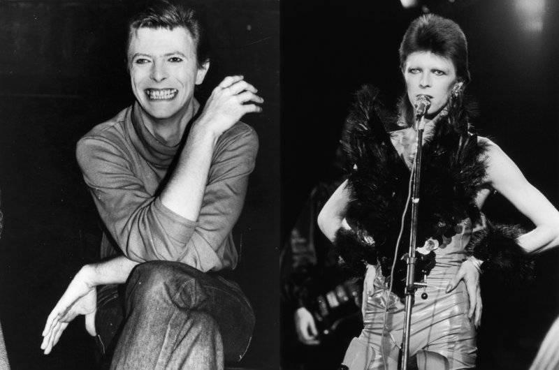 David Bowie miał romans z Mickiem Jaggerem i uprawiał seks z 13-latkami?