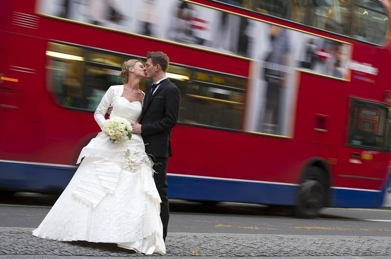 Bierzesz ślub w Wielkiej Brytanii? Zobacz ile cię będzie kosztowało wesele