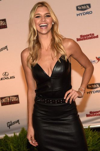 NASHVILLE, TN - FEBRUARY 11: Swimsuit model Kelly Rohrback attends the Sports Illustrated 2015 Swimsuit Takes Over Nashville With Kings of Leon event on February 11, 2015 in Nashville, Tennessee. (Photo by Rick Diamond/Getty Images for Sports Illustrated)