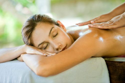pełny masaż seksu